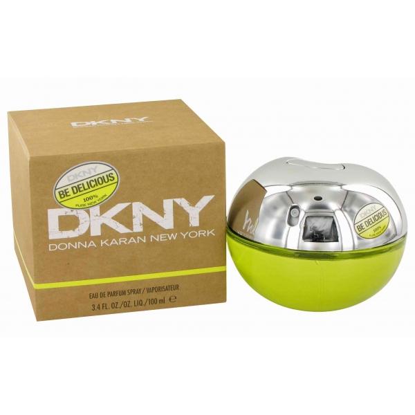 Donna Karan DKNY Be Delicious — парфюмированная вода 100ml для женщин
