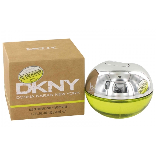 Donna Karan DKNY Be Delicious — парфюмированная вода 50ml для женщин