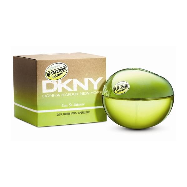 Donna Karan DKNY Be Delicious Eau So Intense — парфюмированная вода 100ml для женщин