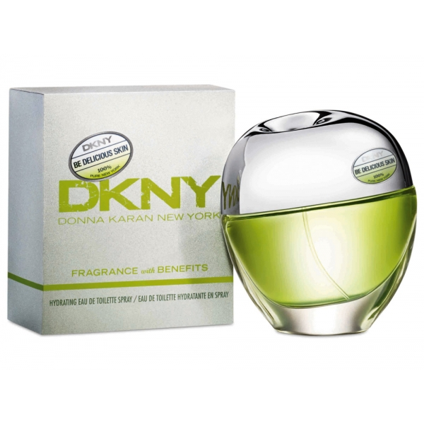 Donna Karan DKNY Be Delicious Skin Hydrating — туалетная вода 50ml для женщин