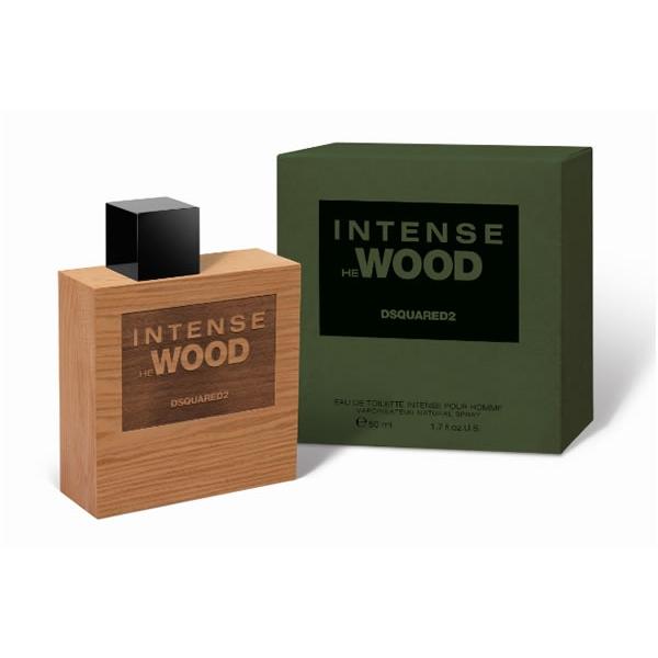 Dsquared2 He Wood Intense — туалетная вода 50ml для мужчин