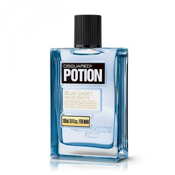 Dsquared2 Potion Blue Cadet — туалетная вода 100ml для мужчин ТЕСТЕР