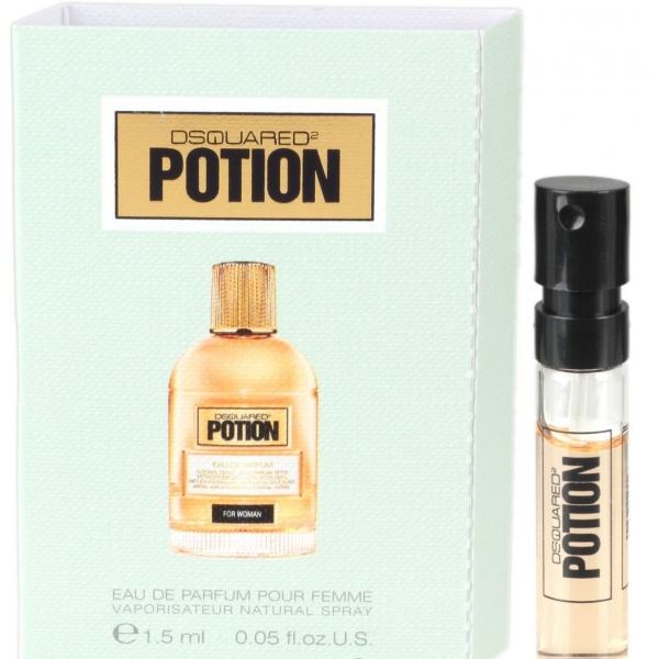 Dsquared2 Potion For Woman (пробирка) — парфюмированная вода 1.5ml для женщин