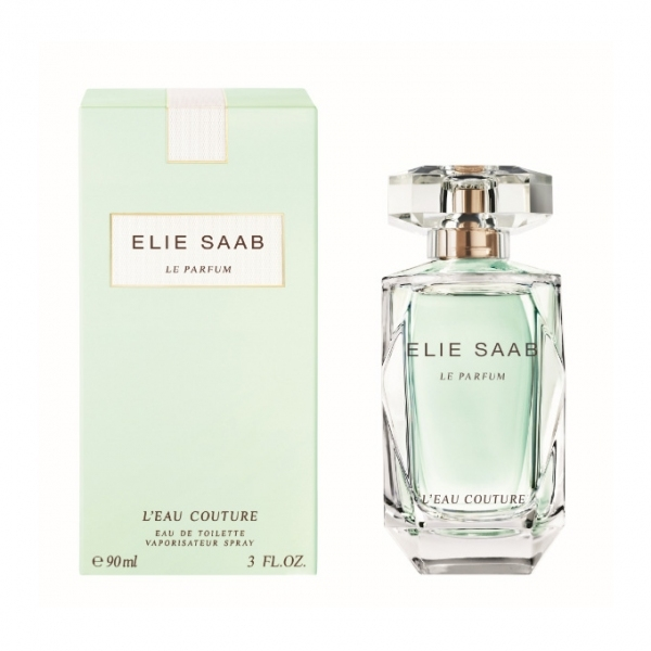 Elie Saab Le Parfum L`Eau Couture — туалетная вода 50ml для женщин