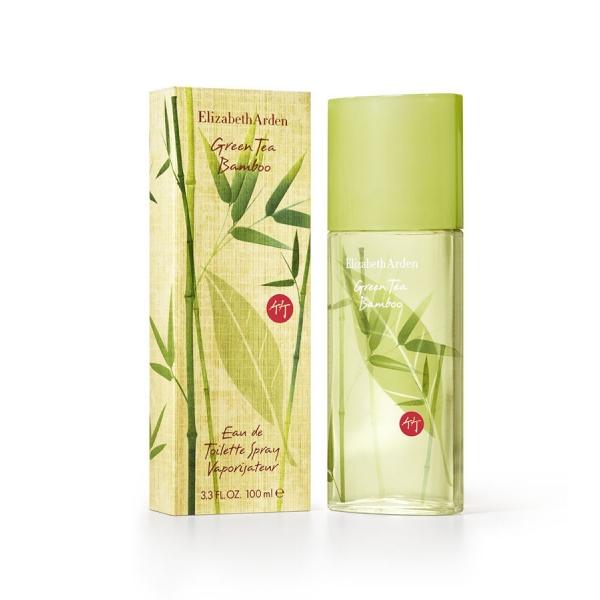 Elizabeth Arden Green Tea Bamboo — туалетная вода 100ml для женщин