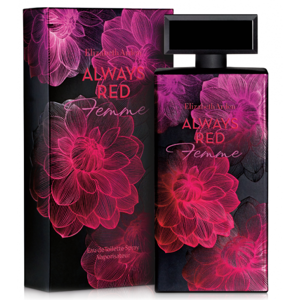Elizabeth Arden Always Red Femme — туалетная вода 100ml для женщин