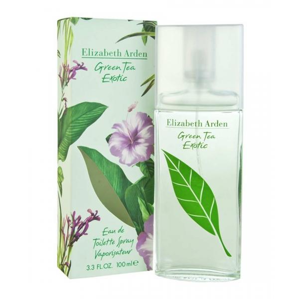 Elizabeth Arden Green Tea Exotic — туалетная вода 100ml для женщин