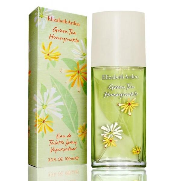 Elizabeth Arden Green Tea Honeysuckle — туалетная вода 50ml для женщин