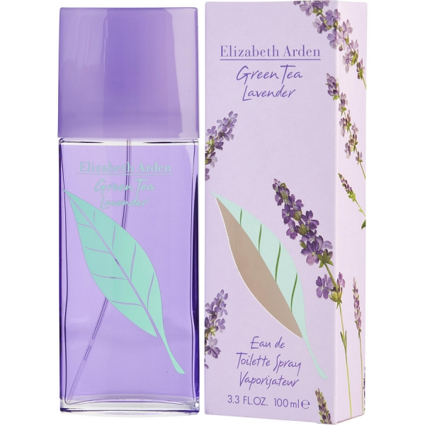 Elizabeth Arden Green Tea Lavender — туалетная вода 100ml для женщин