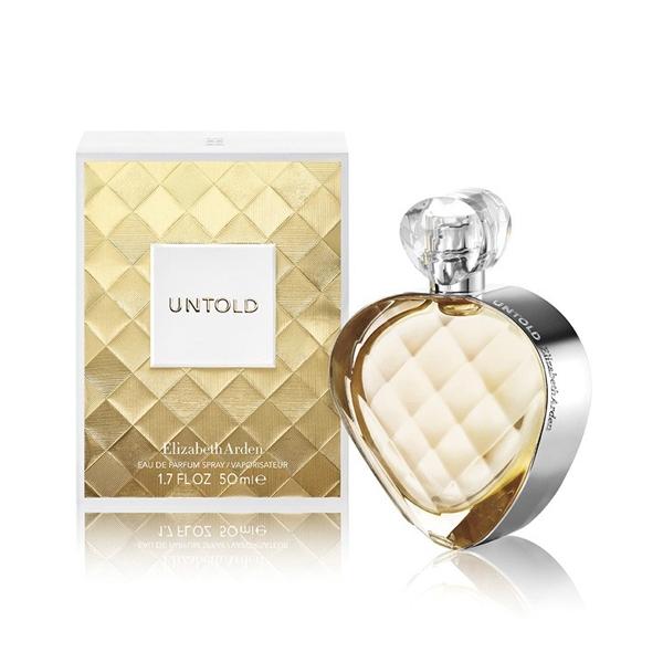 Elizabeth Arden Untold — парфюмированная вода 50ml для женщин