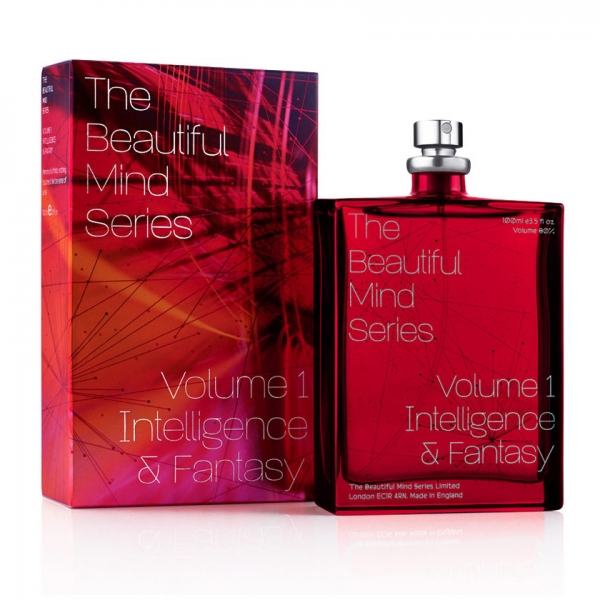 Escentric Molecules The Beautiful Mind Series Vol-1 Inteligence & Fantasy — туалетная вода 100ml унисекс