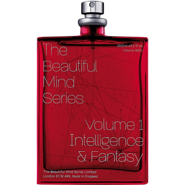 Escentric Molecules The Beautiful Mind Series Vol-1 Inteligence & Fantasy — туалетная вода 100ml унисекс ТЕСТЕР