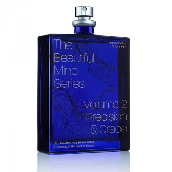 Escentric Molecules The Beautiful Mind Series Vol-2 Precision and Grace — туалетная вода 100ml унисекс ТЕСТЕР
