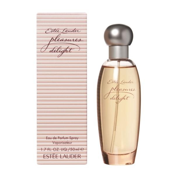 Estee Lauder Pleasures Delight — парфюмированная вода 50ml для женщин