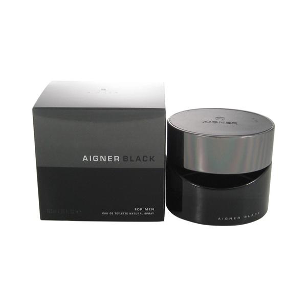 Etienne Aigner Black For Men — туалетная вода 125ml для мужчин