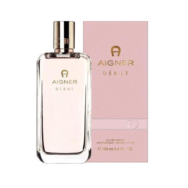 Etienne Aigner Debut — парфюмированная вода 100ml для женщин ТЕСТЕР