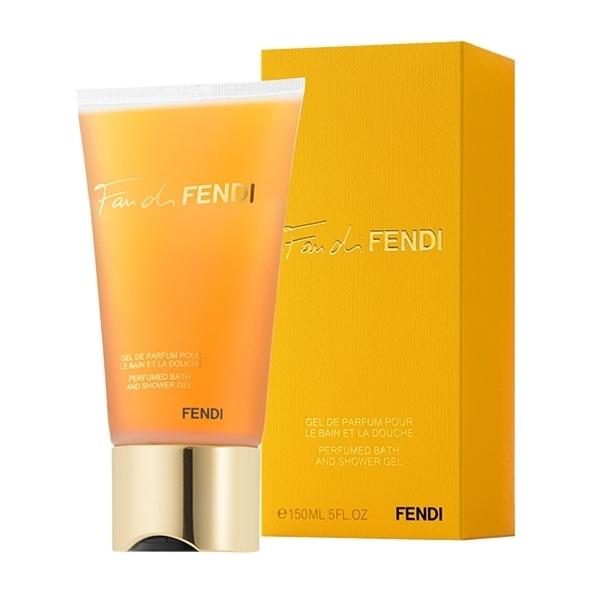 Fendi Fan di Fendi — гель для душа 150ml для женщин