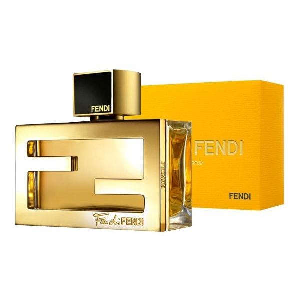 Fendi Fan di Fendi — парфюмированная вода 50ml для женщин