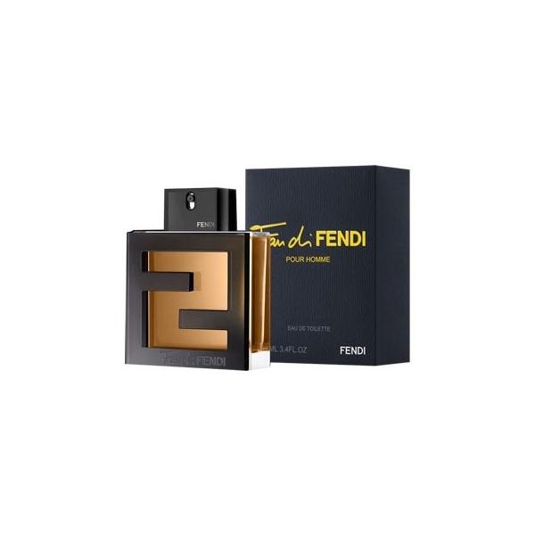 Fendi Fan di Fendi Pour Homme — туалетная вода 100ml для мужчин