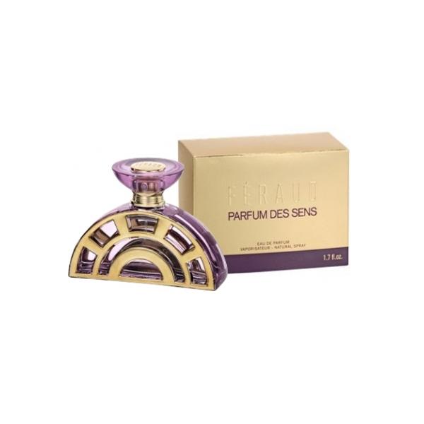 Feraud parfum Des Sens — парфюмированная вода 50ml для женщин