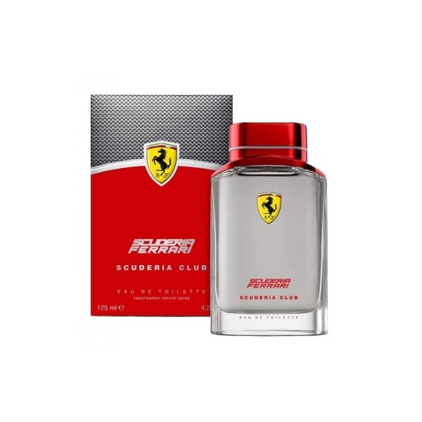 Ferrari Scuderia Club — туалетная вода 125ml для мужчин