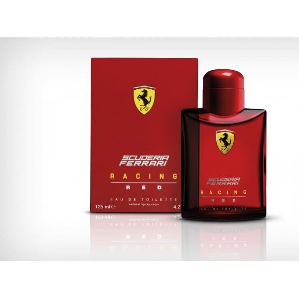 Ferrari Scuderia Racing Red — туалетная вода 4ml для мужчин