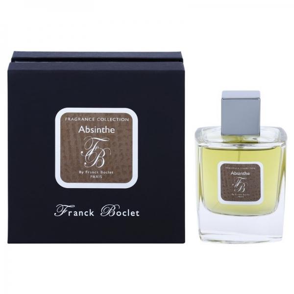 Franck Boclet Absinthe — парфюмированная вода 50ml унисекс