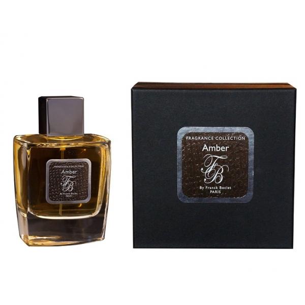 Franck Boclet Amber — парфюмированная вода 50ml унисекс