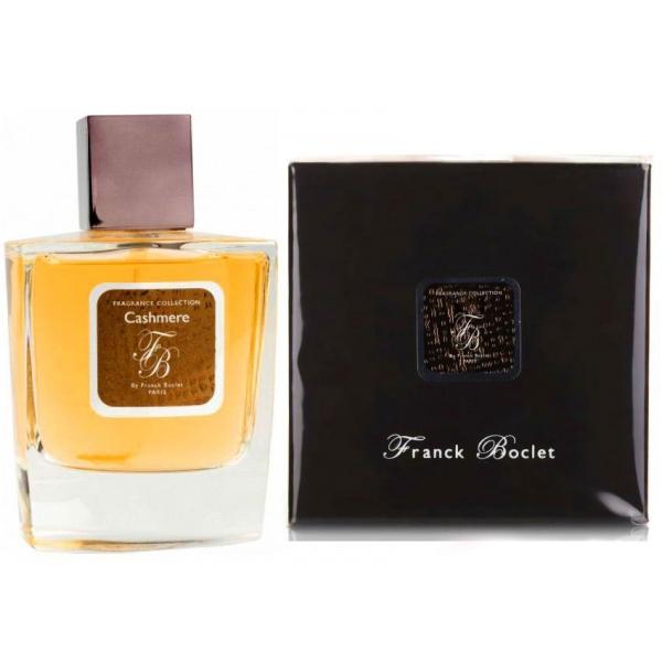 Franck Boclet Cashmere — парфюмированная вода 50ml унисекс