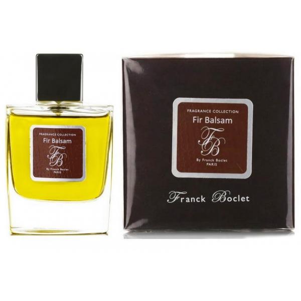 Franck Boclet Fir Balsam — парфюмированная вода 100ml для мужчин