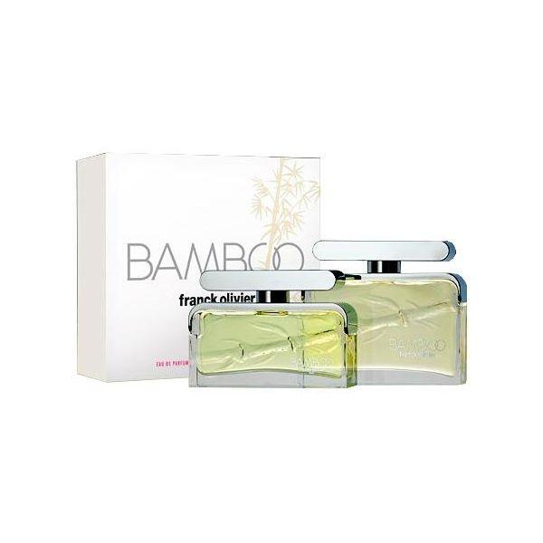 Franck Olivier Bamboo — парфюмированная вода 50ml для женщин