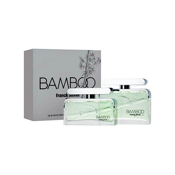 Franck Olivier Bamboo — туалетная вода 75ml для мужчин