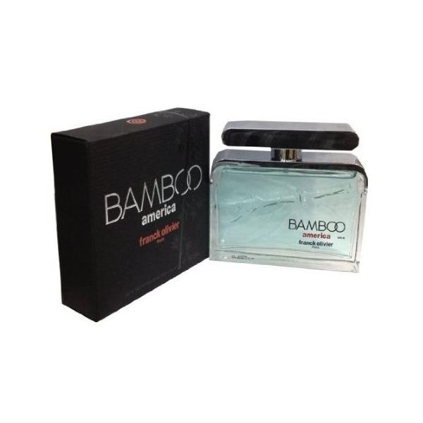 Franck Olivier Bamboo America — туалетная вода 75ml для мужчин
