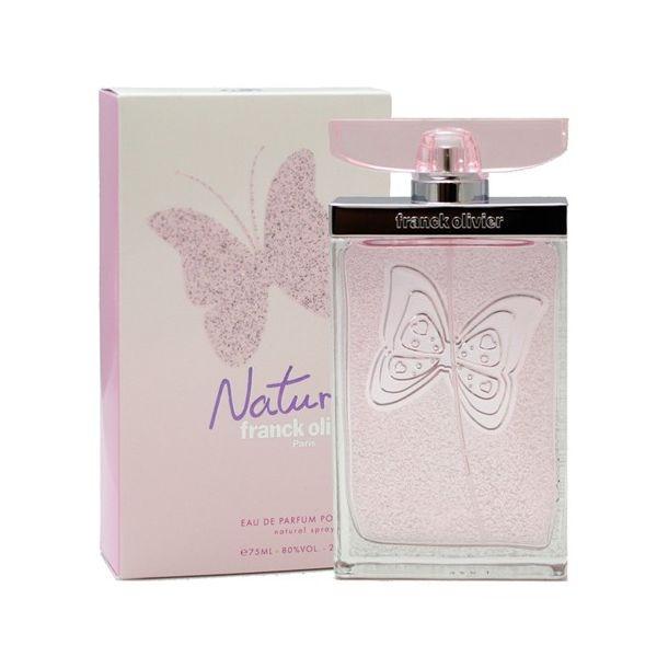 Franck Olivier Nature — парфюмированная вода 50ml для женщин