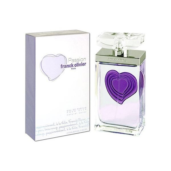 Franck Olivier Passion — парфюмированная вода 50ml для женщин