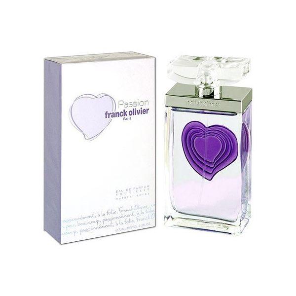 Franck Olivier Passion — парфюмированная вода 75ml для женщин