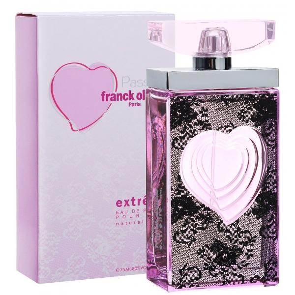 Franck Olivier Passion Extreme — парфюмированная вода 75ml для женщин