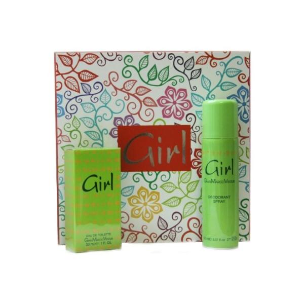 Gian Marco Venturi Girl — набор (edt 30ml+deo 150ml) для женщин