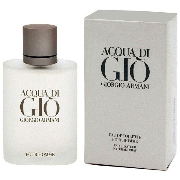 Giorgio Armani Acqua di Gio — туалетная вода 100ml для мужчин