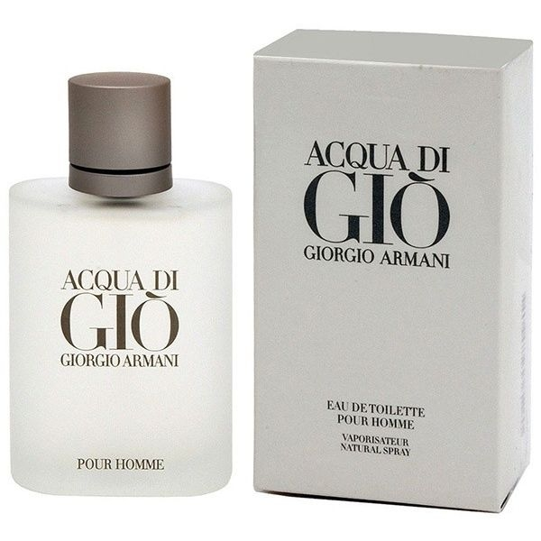 Giorgio Armani Acqua di Gio — туалетная вода 50ml для мужчин