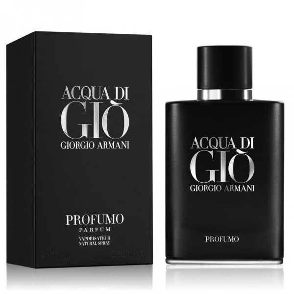 Giorgio Armani Acqua di Gio Profumo — парфюмированная вода 75ml для мужчин