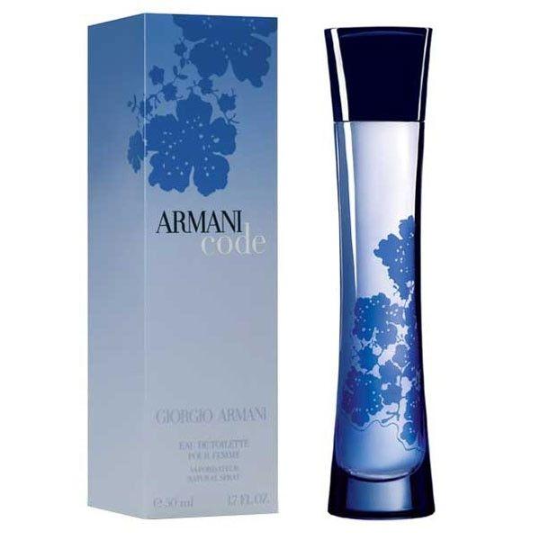 Giorgio Armani Code — туалетная вода 50ml для женщин