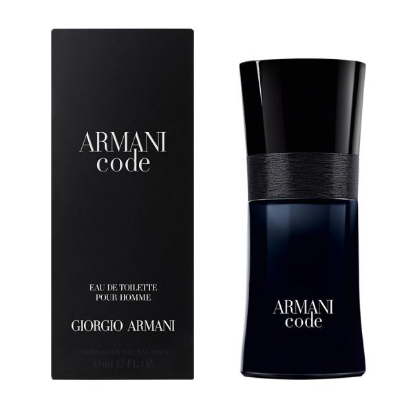 Giorgio Armani Code — туалетная вода 50ml для мужчин