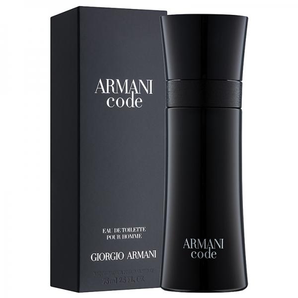 Giorgio Armani Code — туалетная вода 75ml для мужчин