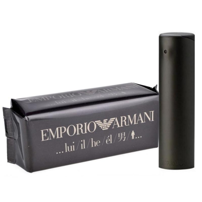 Giorgio Armani Emporio Armani — туалетная вода 50ml для мужчин