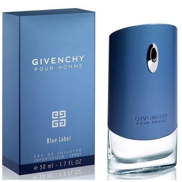 Givenchy Blue Label pour homme — туалетная вода 50ml для мужчин