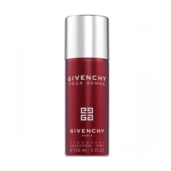 Givenchy Pour Homme — дезодорант 150ml для мужчин