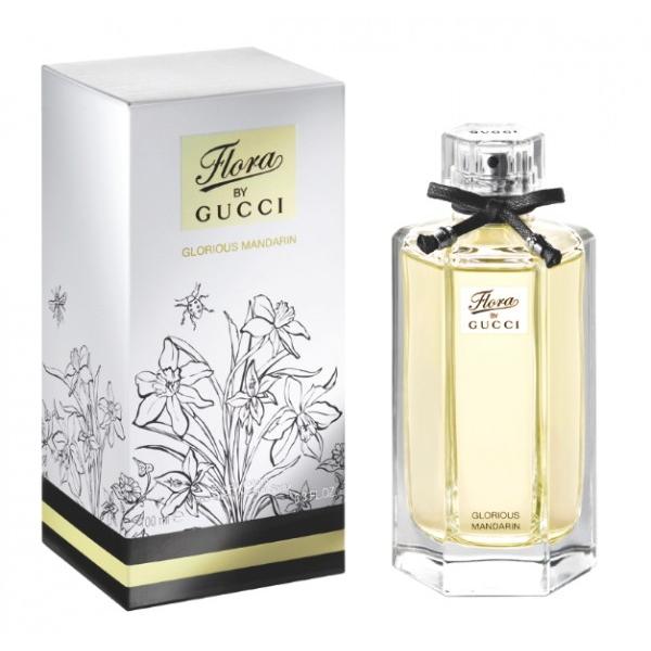 Gucci Flora By Gucci Glorious Mandarin — туалетная вода 100ml для женщин