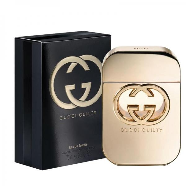 Gucci Guilty — туалетная вода 75ml для женщин