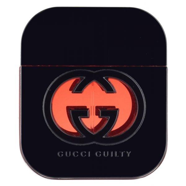 Gucci Guilty Black — туалетная вода 75ml для женщин ТЕСТЕР